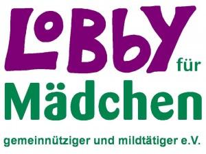 Logo_Lobby fuer Maedchen