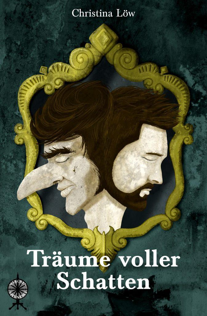 """Cover """"Träume voller Schatten"""" von Christina Löw"""